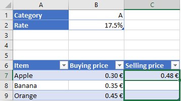 excel dollar sign meaning formula fixed absolute position reference